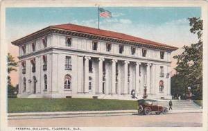 Alabama Florence Federal Building