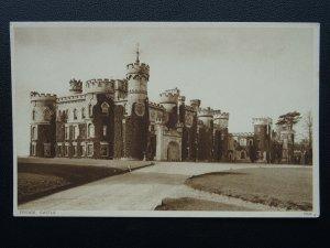 East Sussex ERIDGE CASTLE Demolished 1937 c1930's Postcard by Photochrom Co.