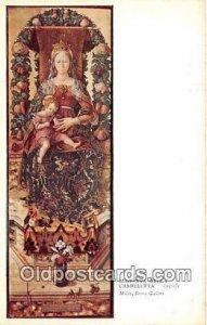 Madonna Della Candeletta Unused