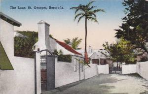 The lane, St. Georges, Bermuda,  00-10s