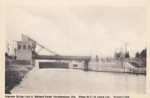 HUMBERSTONE , Ontario , Canada , 1910-30s ; Welland Canal