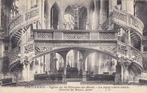 Eglise de St-Etienne-du-Mont, Le Jube (1600-1605), PARIS, France, 00-10s