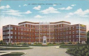 Iowa Ottumwa Saint Joseph Hospital