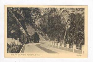 The Rio de Janeiro - Petropolis Road 30-40s #2