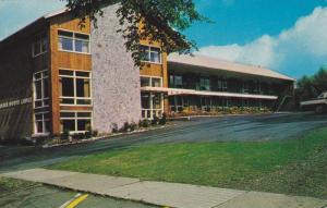 Exterior, The Islander Motor Lodge, Charlottetown, P.E.I.,  Canada,  40-60s