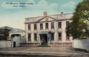 DUBLIN , Ireland , 00-10s ; The Mansion House