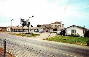 California Redwood City Camino Hacienda Motel