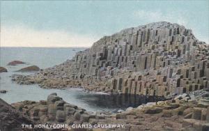 Northern Ireland The Honeycomb Giant's Causeway