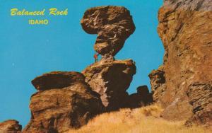 Balanced Rock near Castleford, Idaho