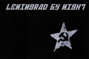 NEW Postcard, Soviet Leningrad by Night, Humor, Novelty, Fun, Funny DK2