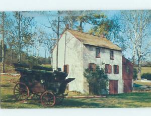 Pre-1980 BUILDING SCENE Hopewell Village - Elverson & Birdsboro PA H5973-12