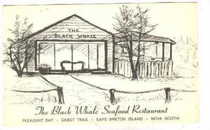 Black Whale Seafood Restaurant, Cape Breton Island, Nova Scotia, Canada , 40-60s