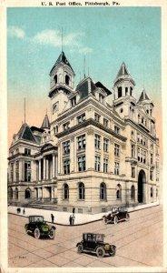 Pennsylvania Pittsburgh Post Office 1923