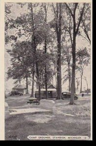 Michigan Standish The Camp Grounds Dexter Press Archives