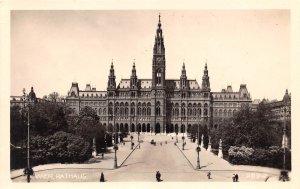 Rathaus Wien Austria Unused