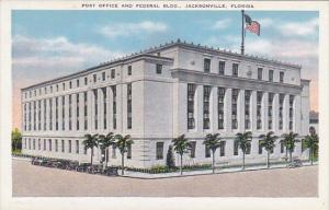 Florida Jacksonville Post Office and Federal Bldg