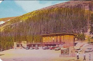 Berthoud Pass Lodge At Top Of Berthoud Pass On Hiway U. S. 40, Colorado, 1940...