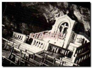 Modern Postcard La Sainte Baume Cave Interior