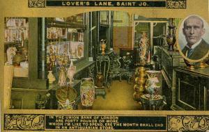 Lover's Lane - Saint Jo