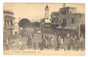 Place Bab-Souika, TUNIS, Tunisia, 00-10s