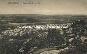 syria, israel palestine, ERIHA JERICHO, Panorama (1922)