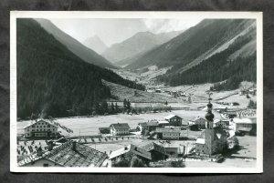 4703 - AUSTRIA Sellrain in Tirol 1954 Panoramic View