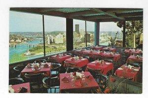 1960's Georgetowne Inn, Pittsburgh, PA Chrome Postcard
