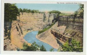 Linen of The Gorge - Letchworth State Park NY New York