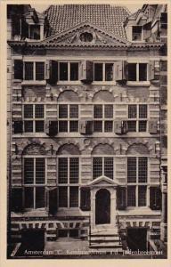 Netherlands Amsterdam C Rembrandthuis A D Jodenbreestraat