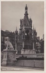 Switzerland Geneve Monument Brunswick Photo