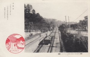 Incline Railway , Japan , 1910-30s