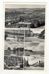 RP, Multi-Views Of Ilkley (Yorkshire), England, UK, 1920-1940s