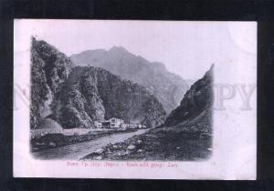 069690 CAUCASUS Military Georgian road Lars station