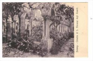 Palermo, Italy , 00-10s : Chiostro di S. Giovanni degli Eremiti