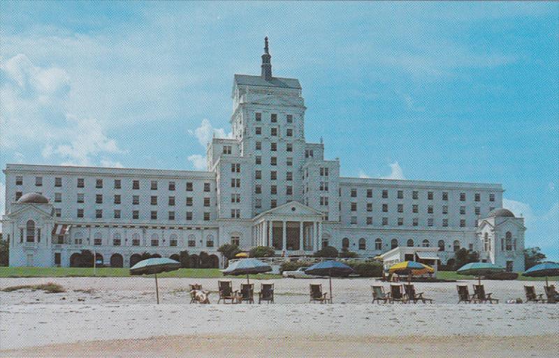 Ocean Forest Hotel Myrtle Beach South Carolina 1950 60s 2