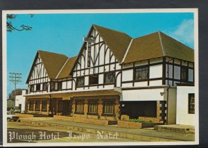 South Africa Postcard - Plough Hotel, Ixopo, Natal    RR3557