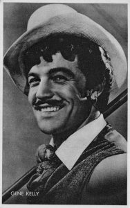 Gene Kelly Vintage Rare Kwatta Film Movie Postcard Size Photo
