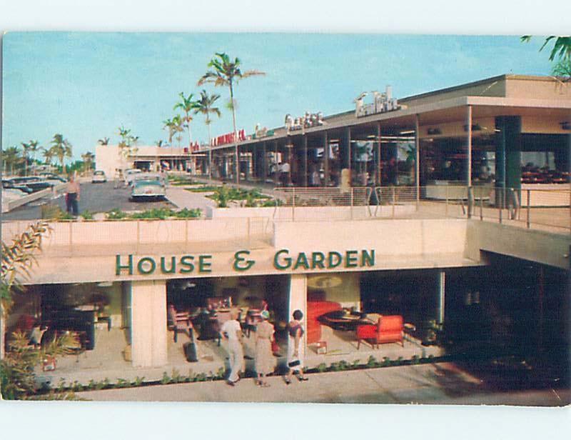 Pre-1980 RETAIL STORE SCENE Fort Lauderdale Florida FL hp1051