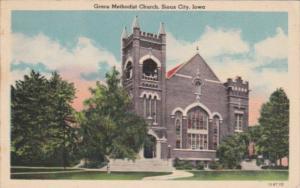 Church Grace Methodist Church Sioux City Iowa 1946