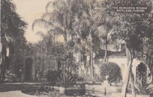 MAITLAND , Florida, 1910-30s ; The Research Studio