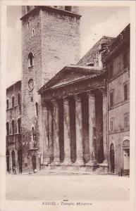Italy Assisi Perugia Tempio Minerva