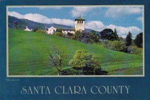 California Santa Clara County Maryknoll