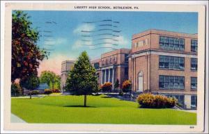 Liberty High School, Bethlehem PA