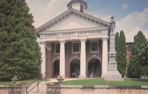 HILLSVILLE , Virginia , 50-60s ; Courthouse