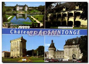 Modern Postcard Chateau de Saintonge