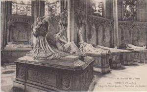 Pourtour de Choeur, Chapelle Saint Louis, Dreux, France 1900-10s