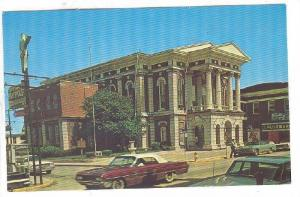 Christian County Courthouse, Hopkinsville, Kentucky, 40-60s