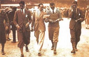 Sporting Fashion 1926 Men's fashion, influenced by sport, Nostalgia Reprint