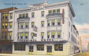 Pennsylvania Easton The Terminal Hotel