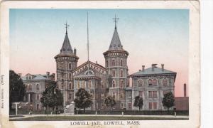 Lowell Jail , LOWELL , Massachusetts , 00-10s Copper Windows